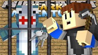 Minecraft Adventures - Sharky & Scuba Steve - SHARKY GOES MISSING