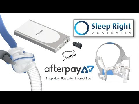 Sleep Right Australia provide payment plans for CPAP therapy