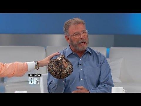 Bill Engvall: Still Afraid of Snakes?