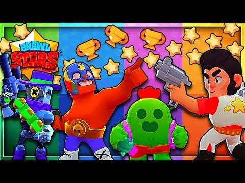 Robo Rumble Ticket GRIND & Playing with Subs! - Brawl Stars Robo Rumble and Smash and Grab Gameplay!