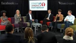 Startup America Panel Discussion