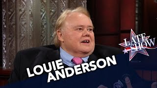 When Louie Anderson Talks To God, God Answers
