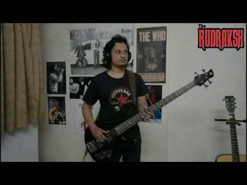 Rudraksh, Bass Cover of Sayonee by Junoon, Friday Sufi Jam - Session 8