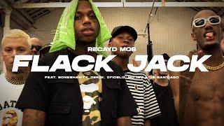 Recayd Mob - Flack Jack (feat. Boneshawty, Derek, Dfideliz, Mc Igu & Jé Santiago)