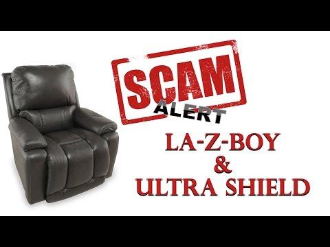 La-Z-Boy / Ultra Shield Warranty Scam!  Beware!