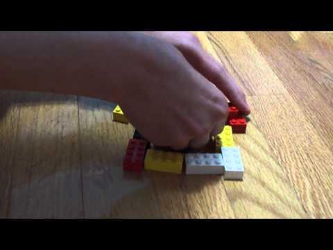 Lego Pyramid Tutorial