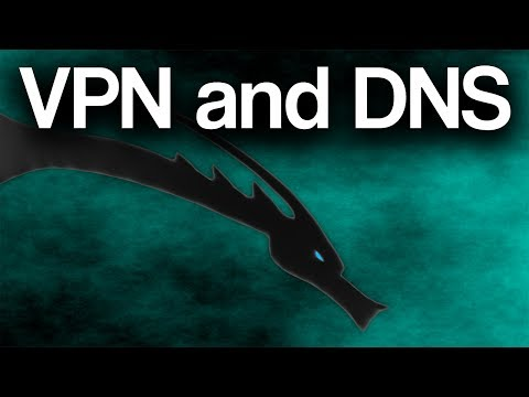VPN And DNS For Beginners | Kali Linux