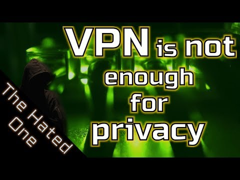 What is a Virtual Private Network | How VPN works and why VPN is not all you need for privacy