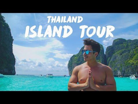 THAI ISLAND TOUR || Thailand Episode 3