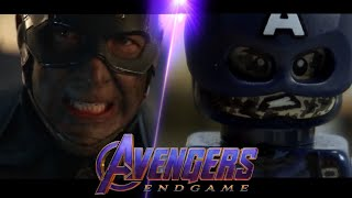 Download Avengers: Endgame Trailer 2 in LEGO Side by Side Comparison Video