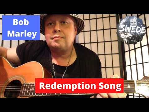 Bob Marley - Redemption Song - Guitar Lesson