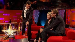 Orlando Bloom Saves A Drunk Fly From Drowning   The Graham Norton Show