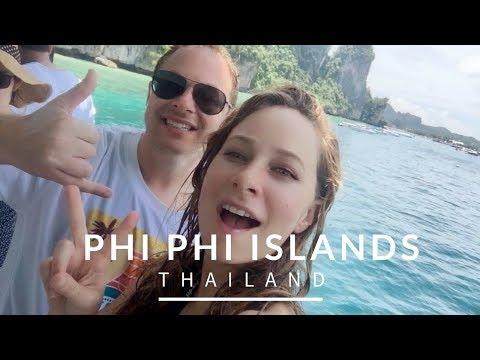 THAILAND - SNORKELING IN PHI PHI ISLANDS - Travel Vlog 🐠 🇹🇭