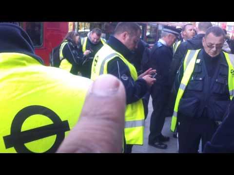 London Bus Ticket Inspectors (Part 1)