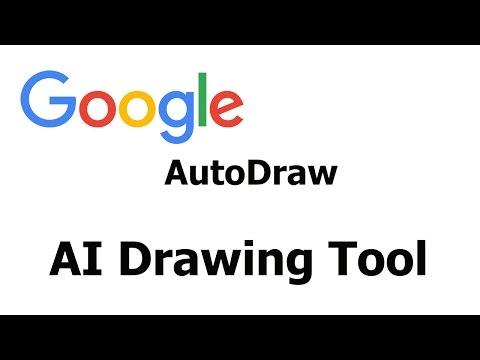 Google Auto Draw | AI Drawing Tool