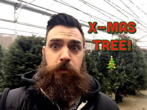 PICKING OUT A CHRISTMAS TREE!🎄