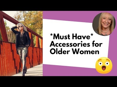 Fashion After 50: 4 *MUST HAVE* Accessories You May Be Missing FINAL