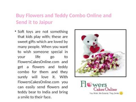 Buy Flowers Online and Send it to Surat, India