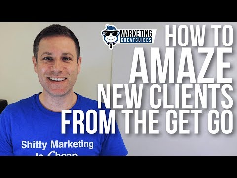How to Guarantee a Quick Win for New Clients