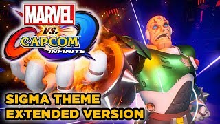 Marvel vs Capcom Infinite ▻ Megaman X Theme Full Music [EX