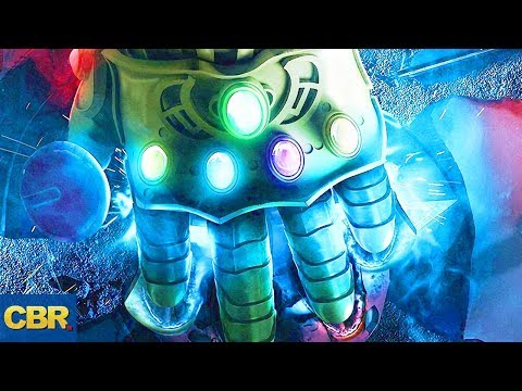10 Things You Didn't Know About The Infinity Gauntlet