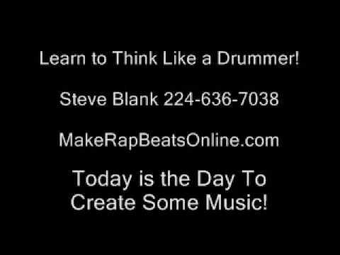 Make Rap Beats & Rap Instrumental -Ultimate Online Drum Mac