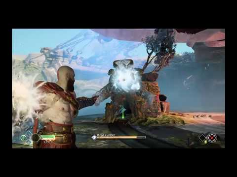 God of War LETS PLAY EP.10 [WE GOT STONED...(ancient)]