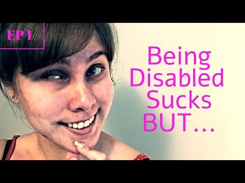 Being Disabled Sucks BUT ... EP1 200th Video!