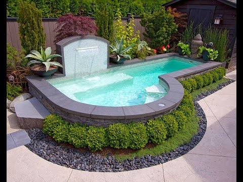 Small Pool Ideas in Your Backyard