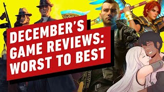 Reviews in Review: Cyberpunk 2077, WoW: Shadowlands & More