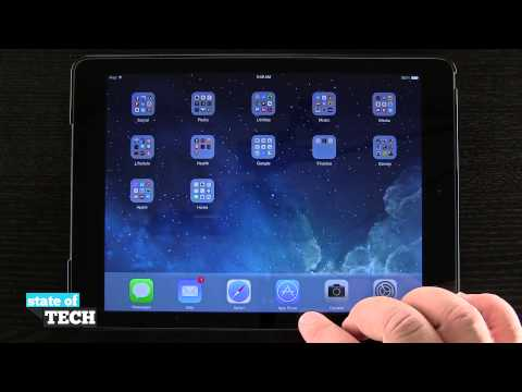 iPad Air Quick Tips - Increase Contrast