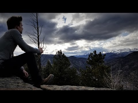 Camping Alone in the Mountains of Colorado: Part 1