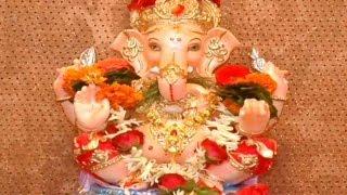 Aala Aala Gauricha Sut Ganraya - Ganpati Marathi Devotional Song