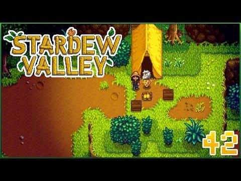 Learning Linus' Secret Recipe!!    Stardew Valley - Episode #42