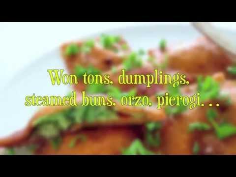 Unusual Gluten Free Pasta (book trailer) by Danielle S. LeBlanc