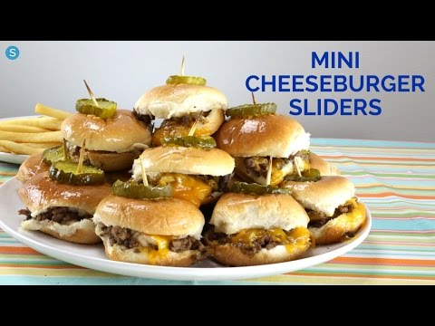 Quick And Easy Recipe: Mini Cheeseburger Sliders | Simplemost