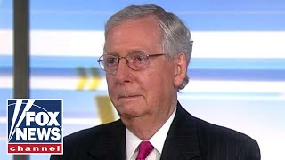 McConnell: Mob was not able to intimidate the Senate