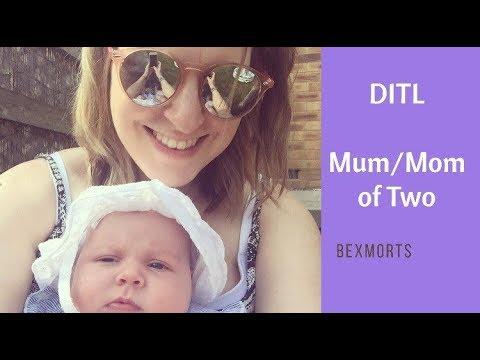 DITL   MUM/MOM OF TWO