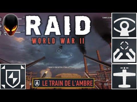 RAID World War II The Room Raider/AA Anonymous/The Shelter/Classy!