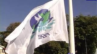 'bendera Damai' Simbolik Damai Itu Indah  Anand Baharuddin