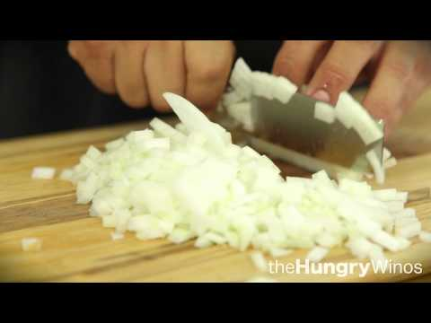 How to Cut/Dice an Onion