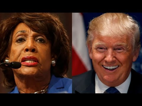 President Trump: Maxine Waters is a 'very low IQ individual'
