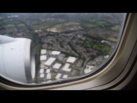 Thomson Landing | Smooth Landing at Manchester from Portugal