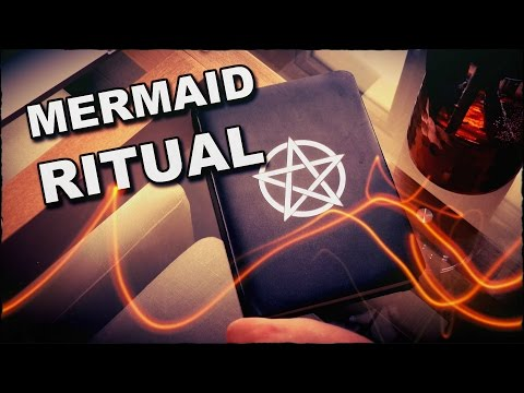 Say Mermaid Five Times, Repost This, Then Touch Water - Ritual Instructions