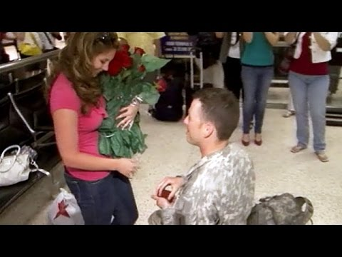 Best Soldiers Surprise Coming Home 2015 Compilations #13