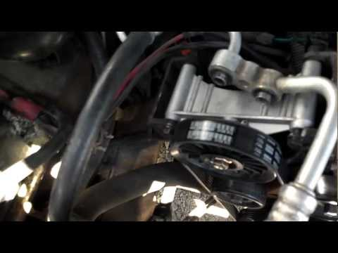 Bypass AC Compressor - Compressor Locked Up - 93 Chevy S10