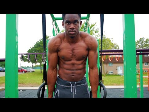 First Time On The Gymnastic Rings | Calisthenics Life [Ep.4]