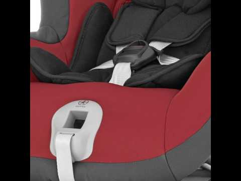 PRODUCT FEATURES : DUALFIX by Britax Thaialnd