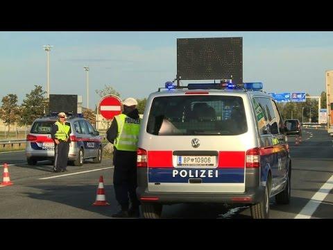 Austria introduces stricter border controls