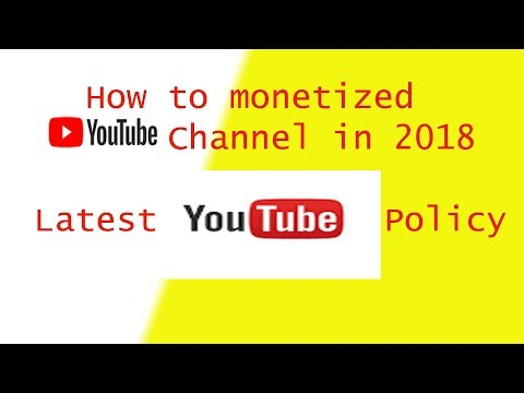 How To Enable Your YouTube Channel For Monetization - GET PAID in hindi or urdu